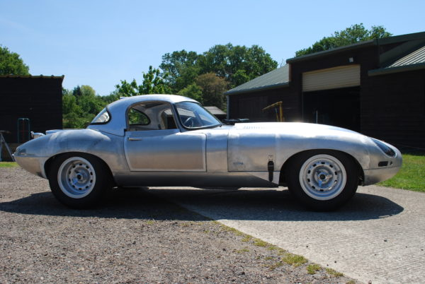 jaguar etype lightweight restoration