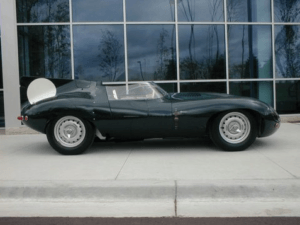 Jaguar D-Type Replica FIA