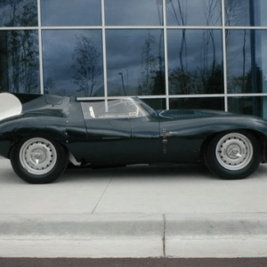 Jaguar D-Type Replica FIA