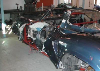 XJ13 Rebuild