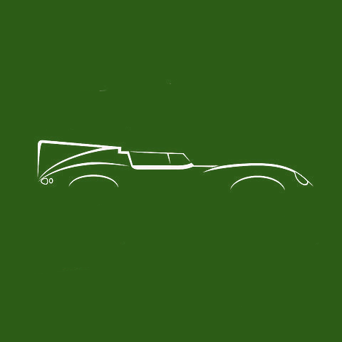 jaguar d-type parts