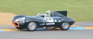 jaguar d type fia replica